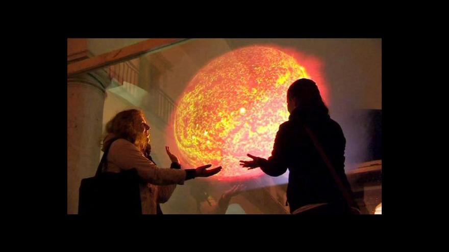 Video V Brně probíhá festival Czech the Light