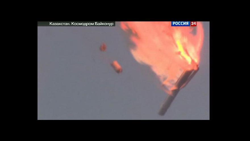 Video Šéf ČKK Kolář: Jde o hlubší problém ruské kosmonautiky