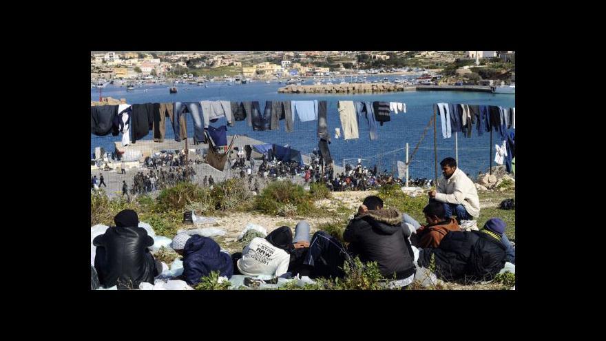 Video Horizont: Uprchlíků přibývá, Evropa neví, co s nimi