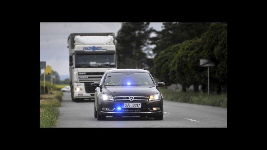 Video Každý čtvrtý kamion je přetížený, potvrdily kontroly