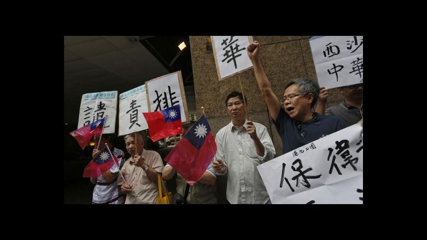 Video Čínsko-vietnamská roztržka má první oběti