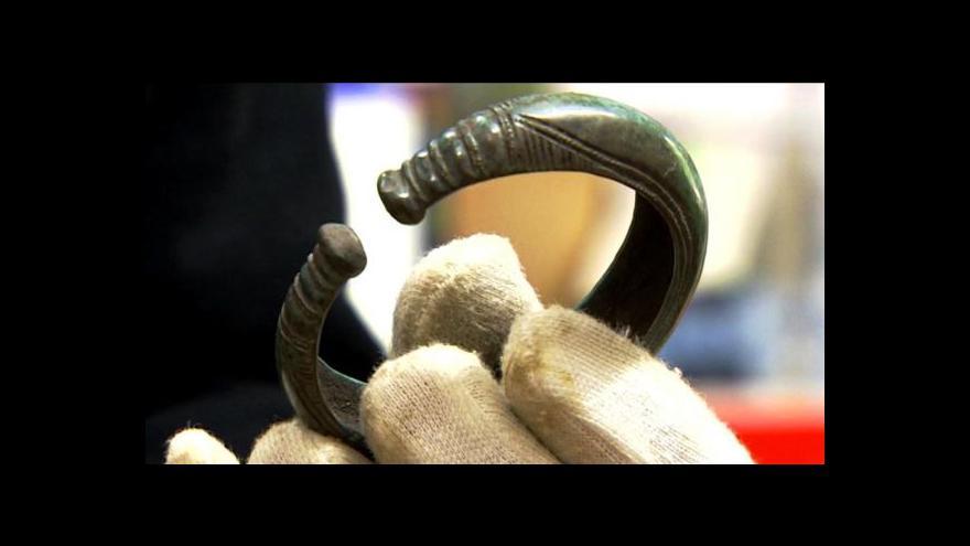 Video Exkluzivně: Pardubický poklad z doby železné