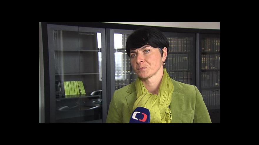 Video Bradáčová: V kauze pandurů máme pro soud dost důkazů