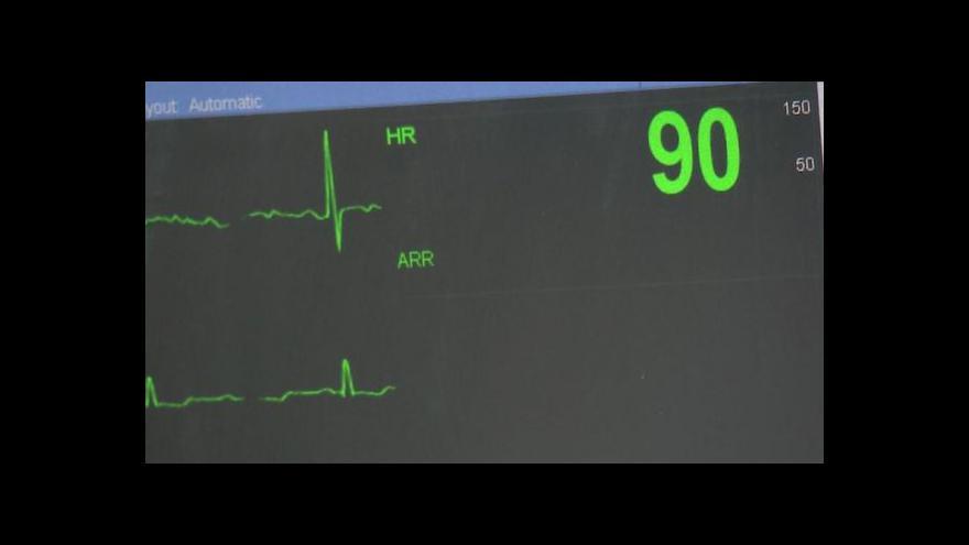 Video Události: V každém pátém případě pacient nebo jeho okolí váhá s přivoláním záchranky