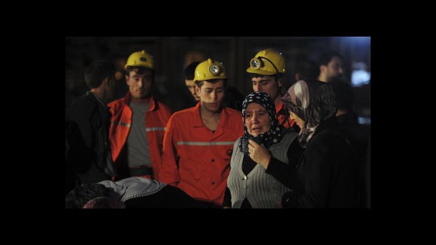 Video V Turecku se kvůli poměrům těžebního průmyslu stávkuje