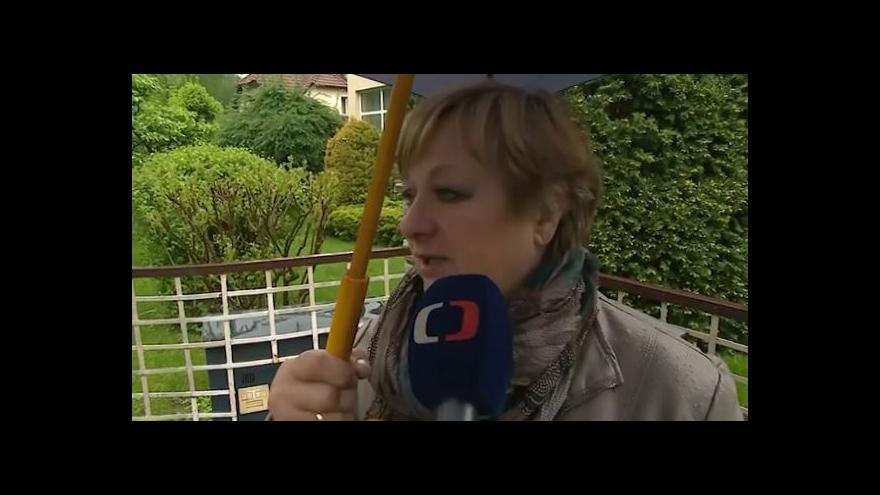 Video Jaké jsou obavy Rožnovských z možných povodní?