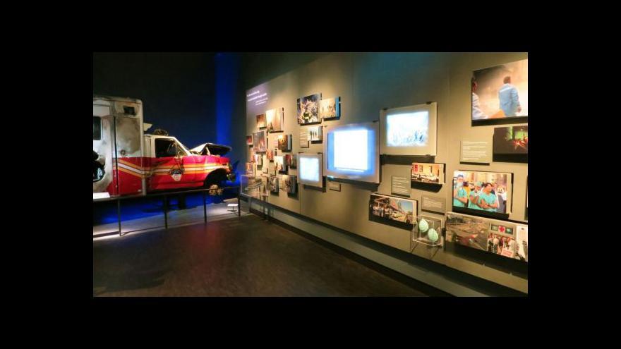 Video Události: Muzeum 11. září otvírá své brány