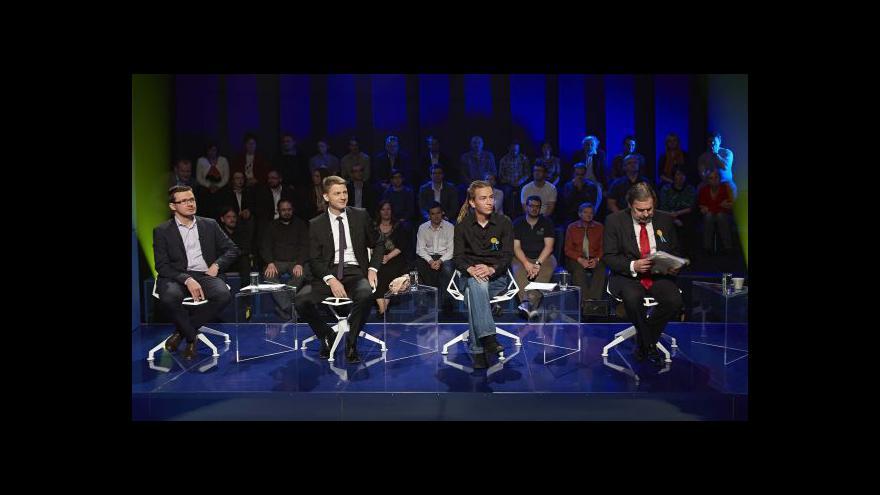 Video Debata kandidátů do EP