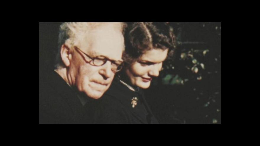 Video Horizont ČT24: Dopisy Jackie Kennedyové jsou do dražby