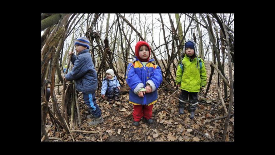 Video Nový fenomén: Lesní školky