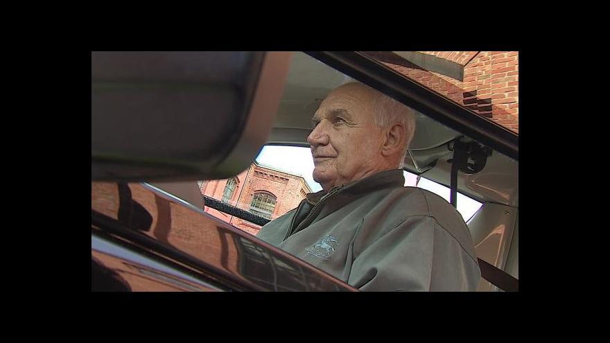 Video Vozíčkář František Trunda o nové pomůcce
