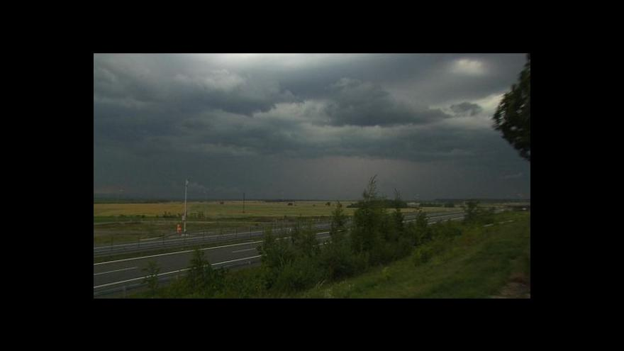 Video Meteorologové varují před povodněmi
