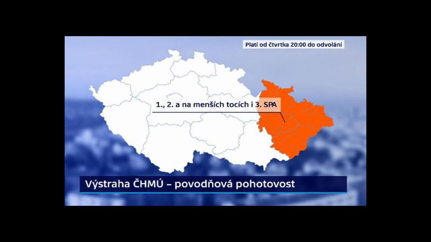 """Video Marek Viskot: """"Situace se neustále vyvíjí, neustále sledujeme vývoj fronty."""""""