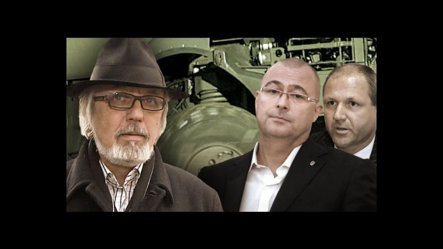 Video Kauza Martina Bartáka pohledem Událostí ČT