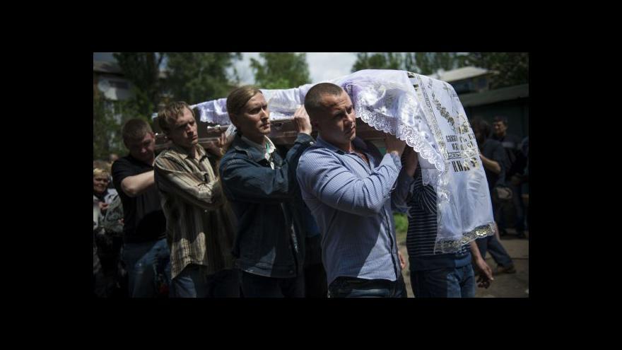 Video Politolog: Občanská válka na Ukrajině již probíhá