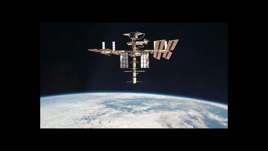 Video Kolář k ISS: Z kosmonautiky se stává rukojmí