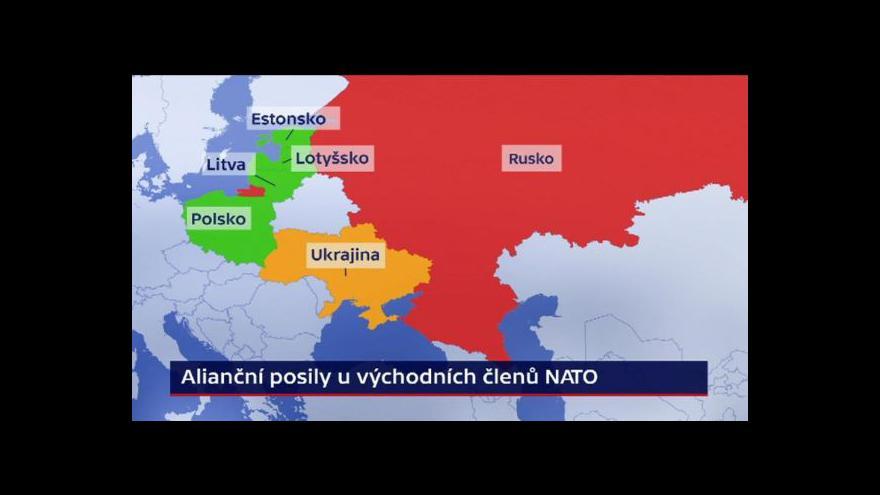 Video Vášně kolem výroků ministra o přítomnosti sil NATO
