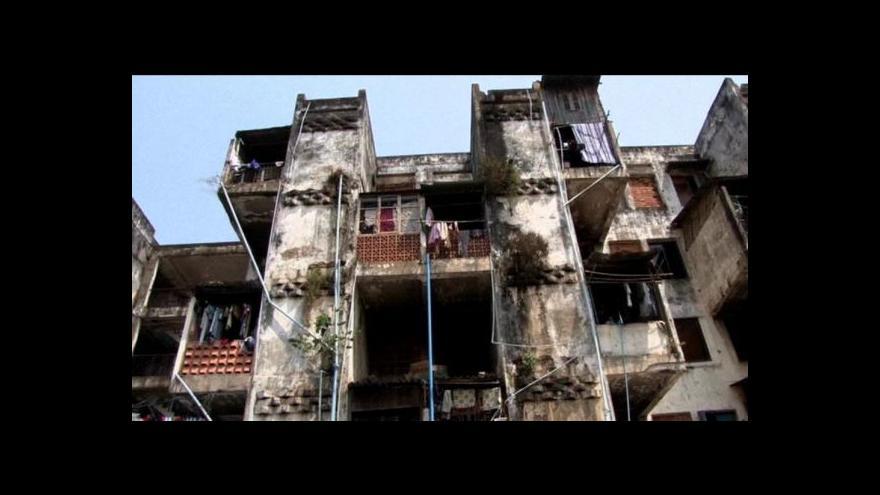 Video Stará architektura v Kambodži v ohrožení