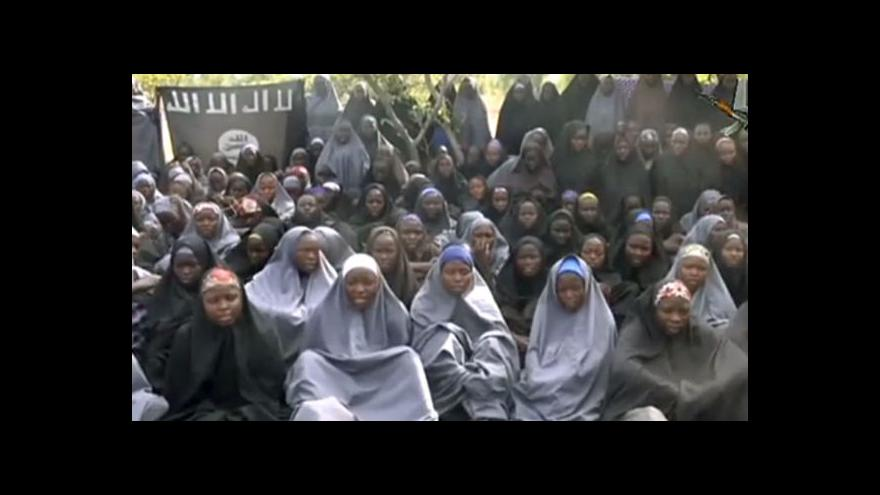 Video Do pátrání po unesených nigerijských dívkách se zapojili američtí piloti