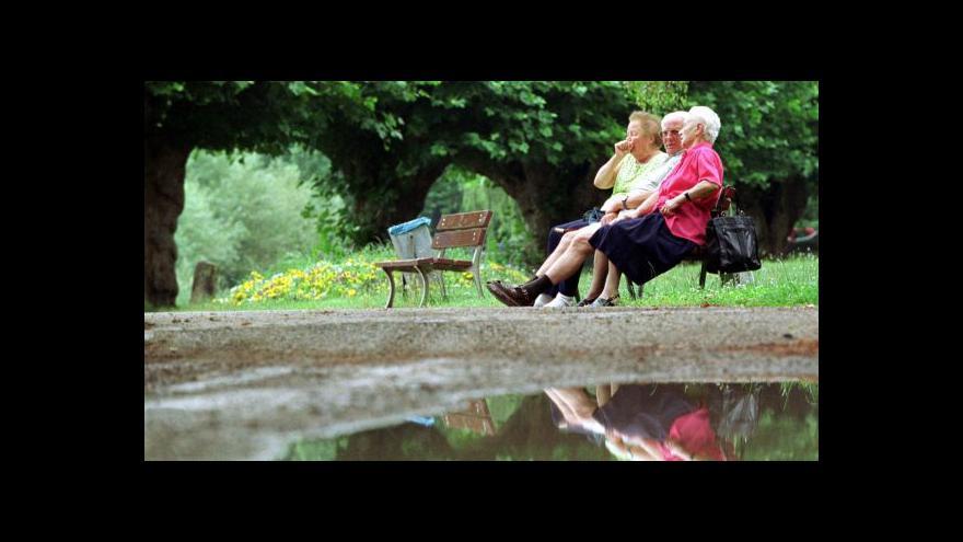 Video Marksová: Důchodový věk by neměl přesáhnout 70 let