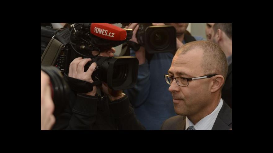 Video Státní zástupce navrhl Bartákovi 5 až 8 let