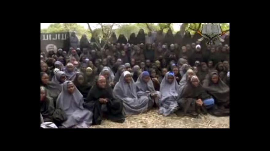 Video Boko Haram nabízí výměnu školaček