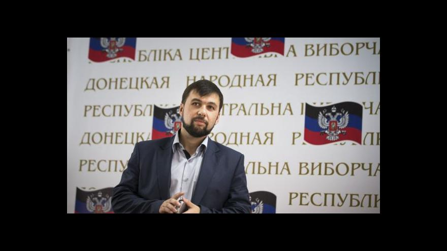 Video Události: Reakce na sporná ukrajinská referenda