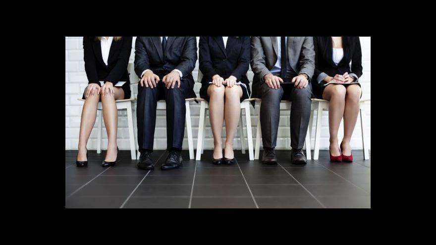 Video Události: Nezaměstnanost bude dál klesat