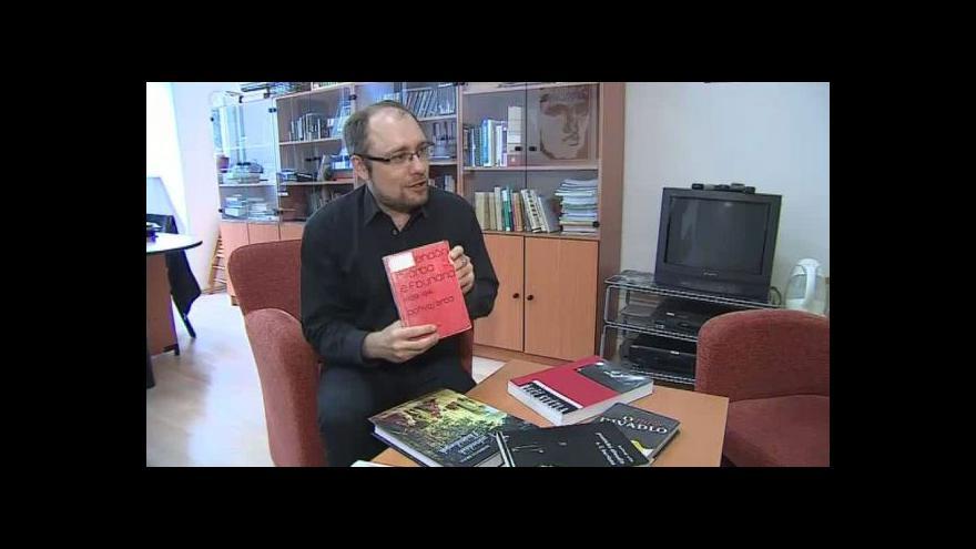Video Na Bořivoje Srbu vzpomíná teatrolog David Drozd