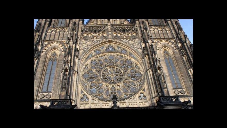 Video Kunsthistorik: Svatovítská katedrála nebude nikdy dokončena