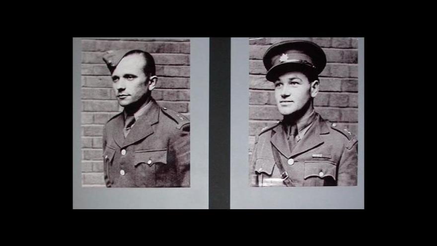 Video Londýnský archiv vydal nové svědectví o atentátu na Heydricha