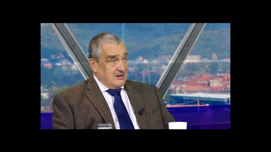 Video Zaorálek a Schwarzenberg k Ukrajině