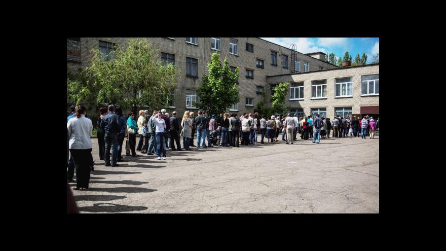 Video Ukrajina by po dnešku mohla přijít o další území