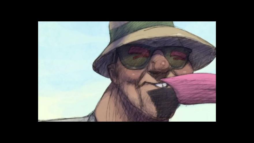 Video Hlavní cenu Anifilmu získal Bill Plympton