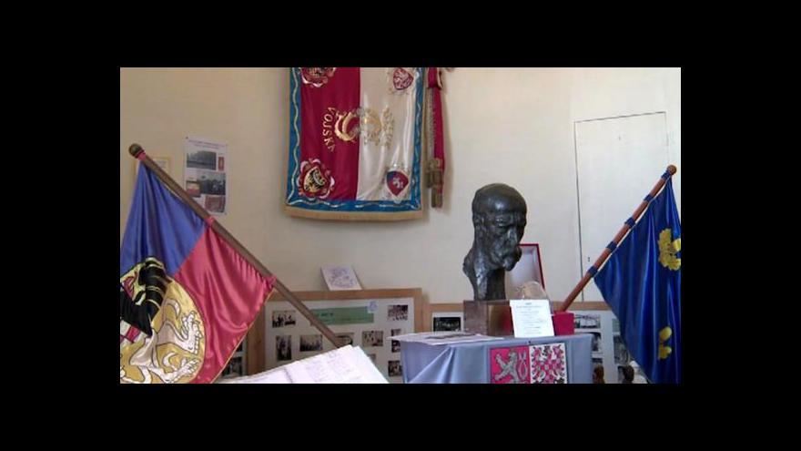 Video Francouzský učitel pečuje o české dějiny