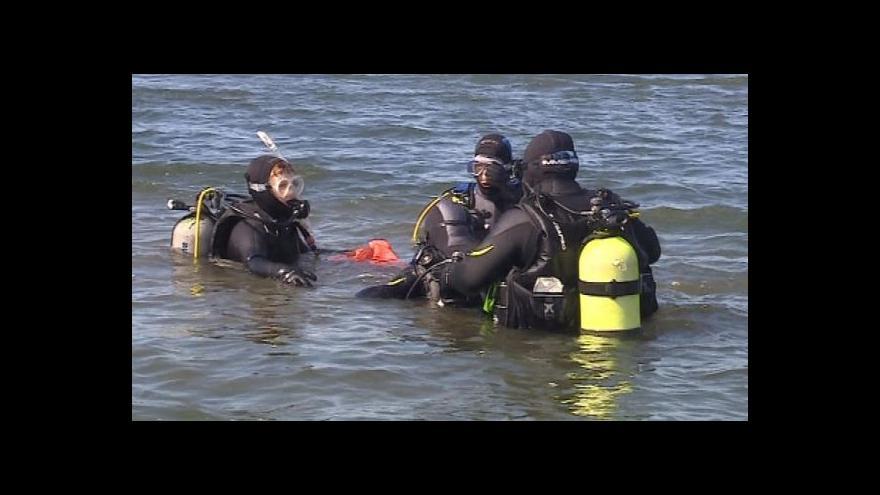 Video No comment: Akce EKO potápěč v Pasohlávkách