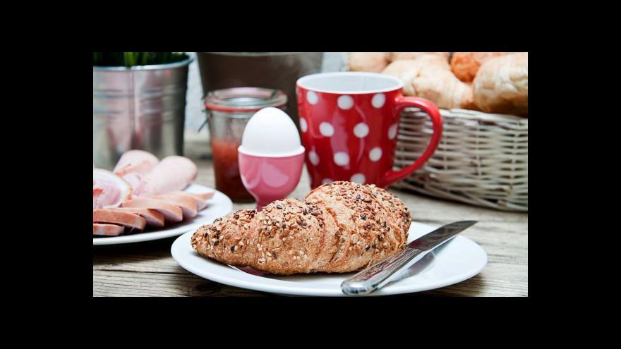 Video Akce Férová snídaně