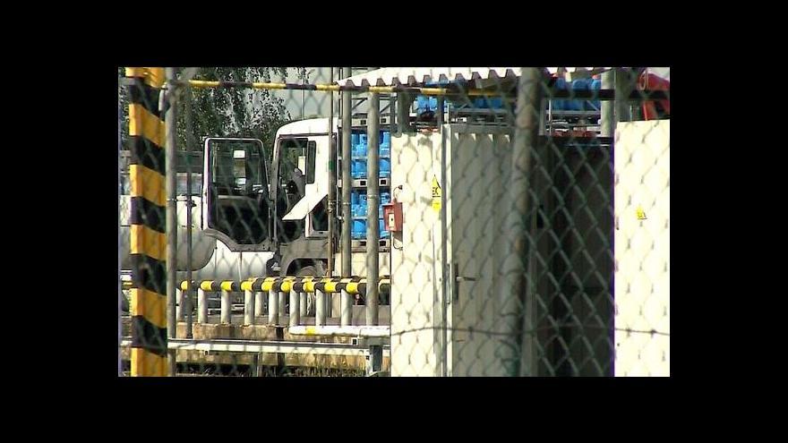 Video Zásobníky na LPG v Horce nechtějí, obrátili se proto na ombudsmanku