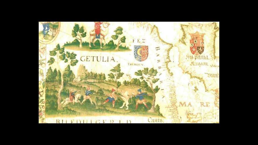 Video Výstava Poklady Mapové sbírky