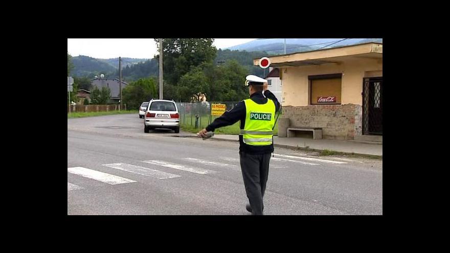 Video Události: Policie je v odhalování drog za volantem úspěšnější