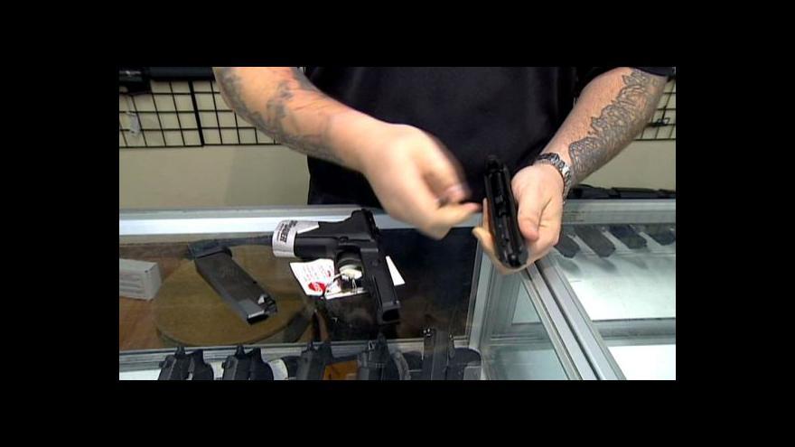 Video Události: Chytré zbraně v USA