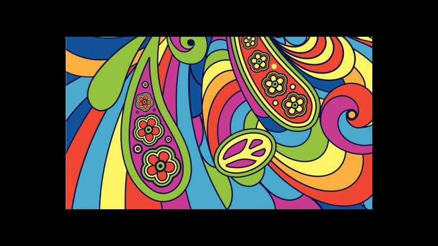 Video Psychedelia - opavská výstava hudebních plakátů a desek