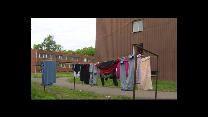 Video Obce zvažují odkoupení Červeného Újezdu