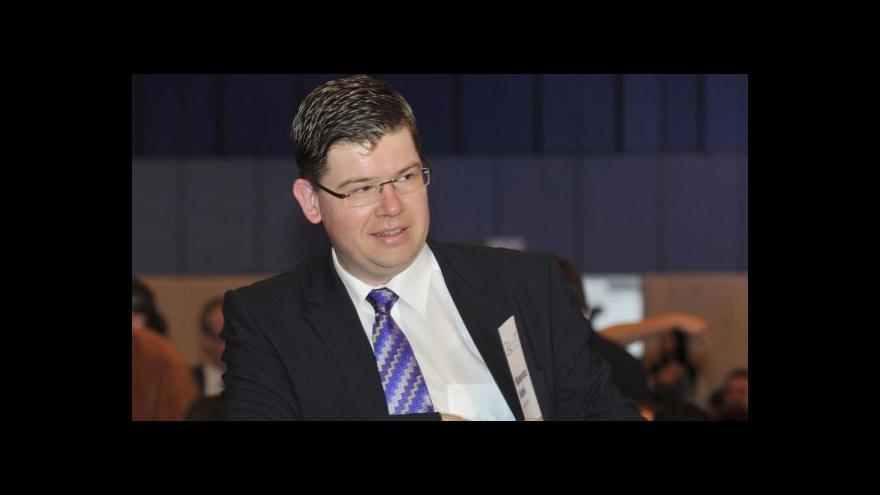Video Pospíšil chce posílit přeshraniční spolupráci v justici