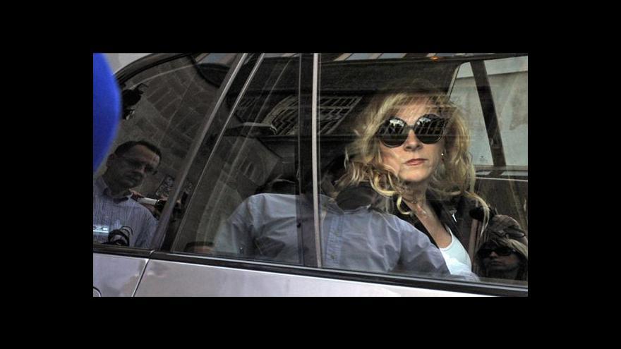 Video Po roce od zásahu policie zamíří kauza Nagyová před soud