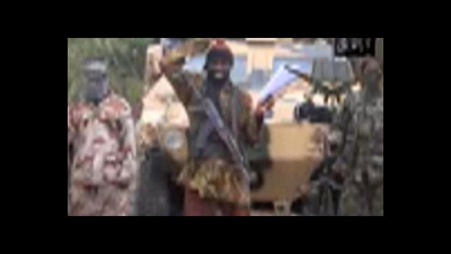 Video Islamisté z Boko Haram se zmocnili dalších 11 dívek