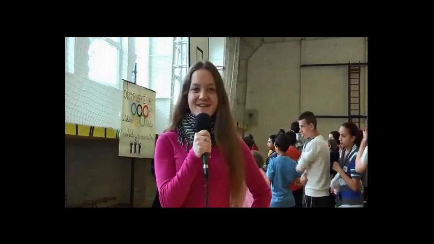 Video OH na příbramském gymnáziu
