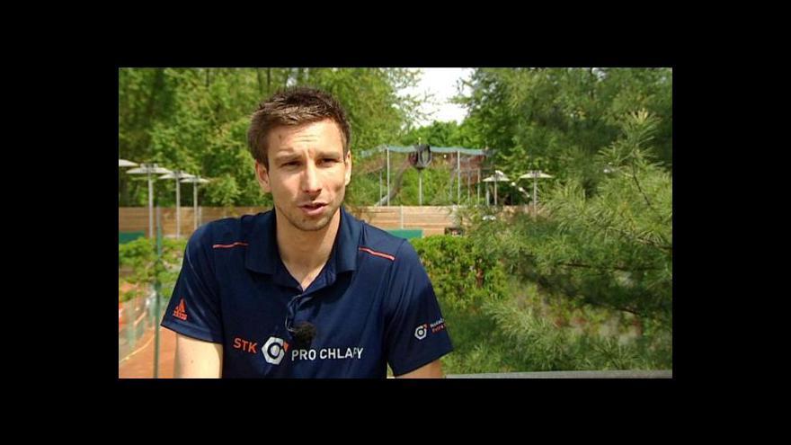 Video Petr Koukal nabádá české muže k preventivním prohlídkám