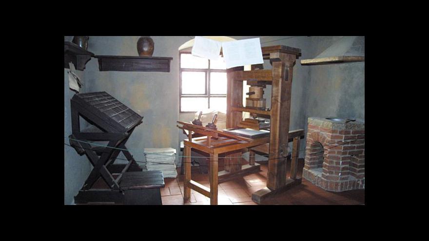 Video Žďár nechce po 57 letech přijít o Muzeum knihy