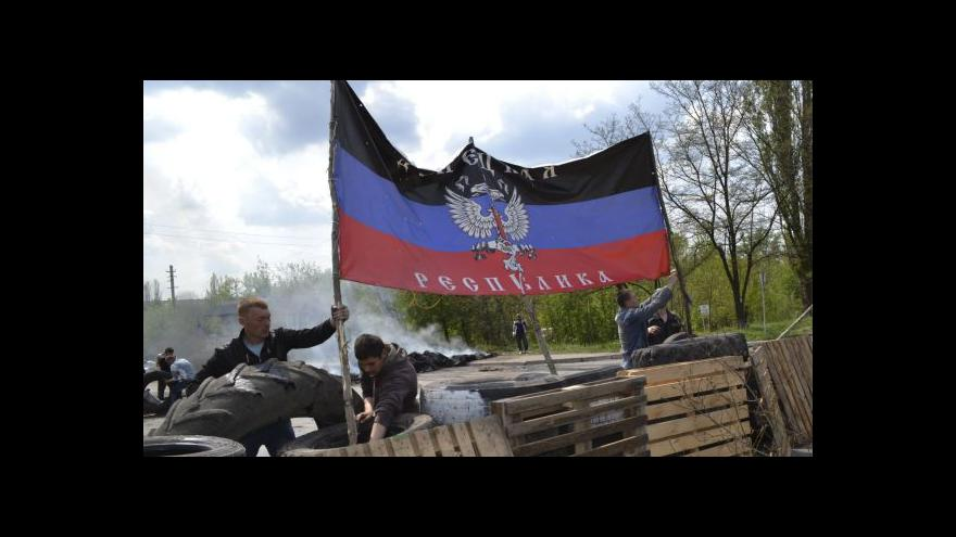 Video Referendum o jednotě Ukrajiny se zřejmě neuskuteční